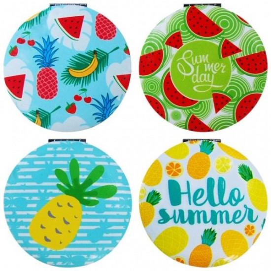 Espejos de bolsillo Colección Summer