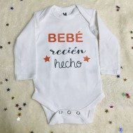Body Bebé recién hecho