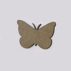 Die-cuts mariposas de madera