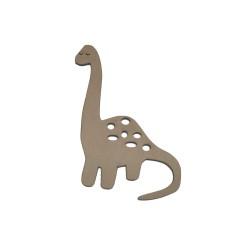 Die-cut Dino diplodocus
