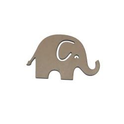 Die-cut Elefante
