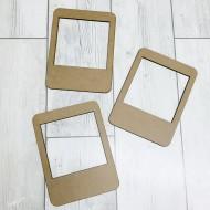 Marcos de madera para foto de 10x10