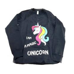 Sudadera- jersey de Unicornio Glitter
