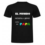 Camiseta con frase para papás