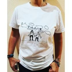 Camiseta Personalizada con el dibujo de tu peque