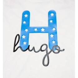Camiseta Inicial y Nombre Modelo Estrellas