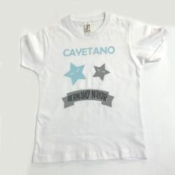 Camiseta HERMANO MAYOR personalizada
