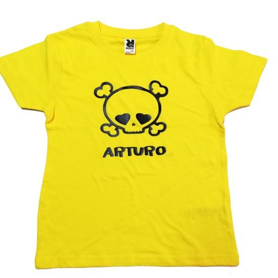 Camiseta de Pirata infantil