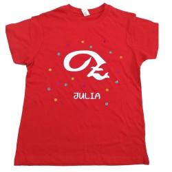 Camiseta zíngara infantil