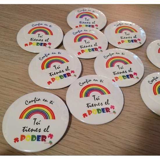 Chapas Solidarias Iniciativa Arcoiris