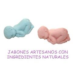 Bebés de jabón de glicerina
