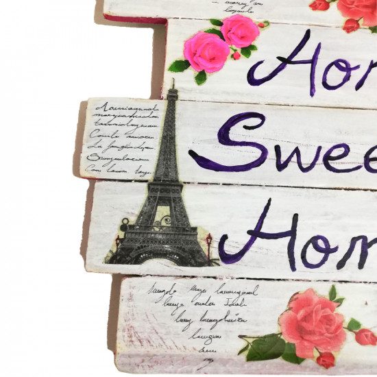 Cuadro decorativo Home Sweet Home