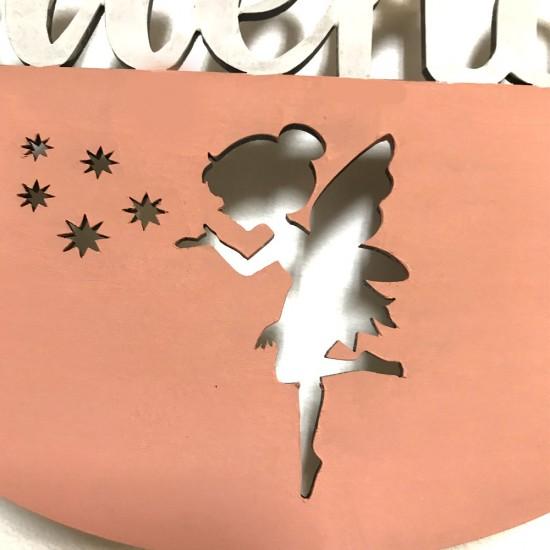 Cartel decorativo Sueña modelo Hada