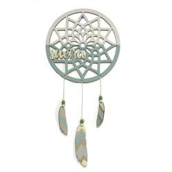 Atrapasueños Mandala Modelo Sueña