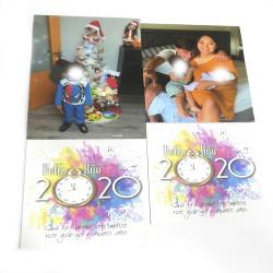 Calendarios de nevera personalizado con la foto que quieras
