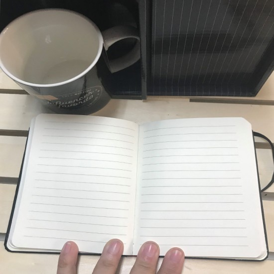 Kit de Taza + Libreta Papá influencer