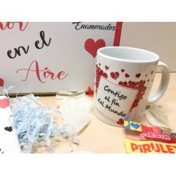 Pack San Valentín con mensajes